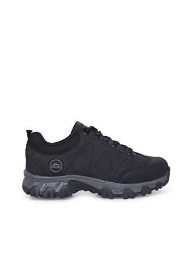 Slazenger Kadın Soğuğa Karşı Dayanıklı Sneakers HUNT K Siyah